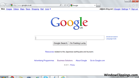 Google - Windows Internet Explorer