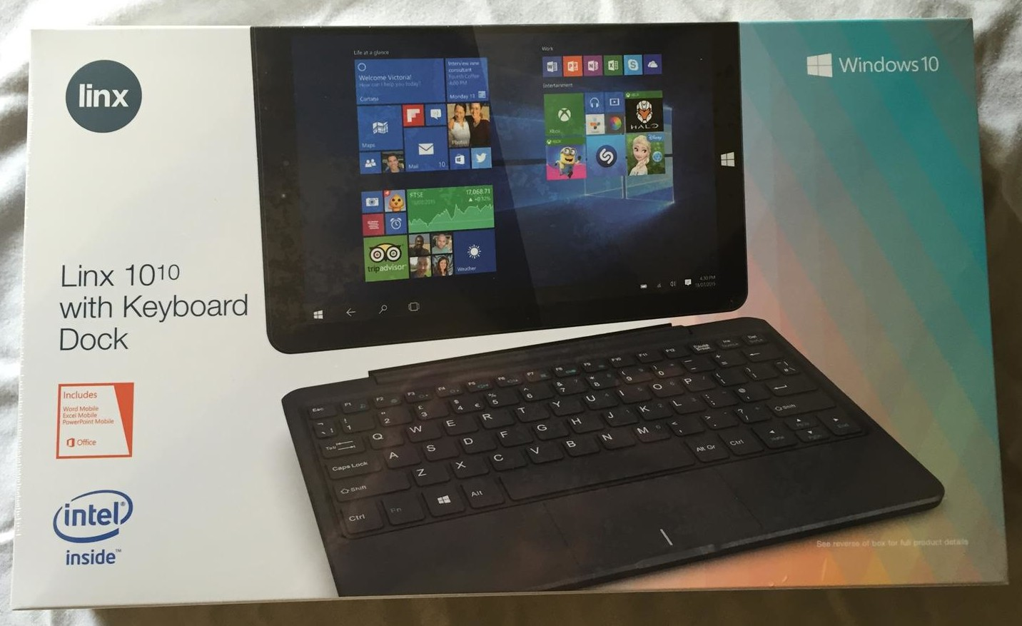 Linx 1010 Review – best Windows 10 tablet on the market right now
