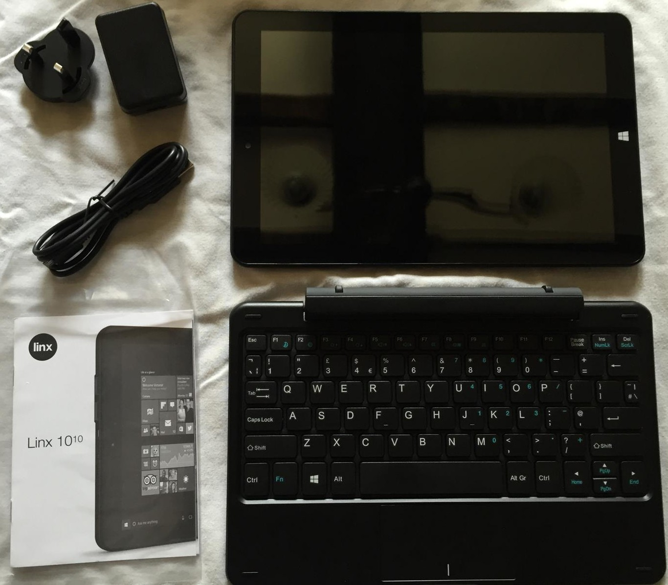 Linx 1010 Review – best Windows 10 tablet on the market